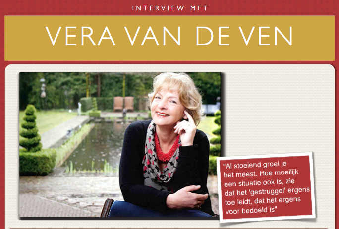 Screenshot Interview met VdVen